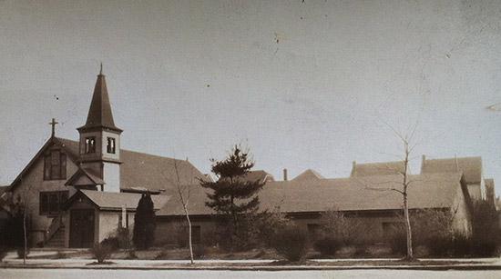 Redeemer c. 1931