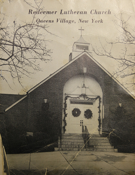 Redeemer Lutheran Church 1969
