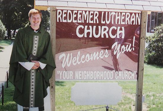 Pastor Jack M. Horner (served 1991-1998).