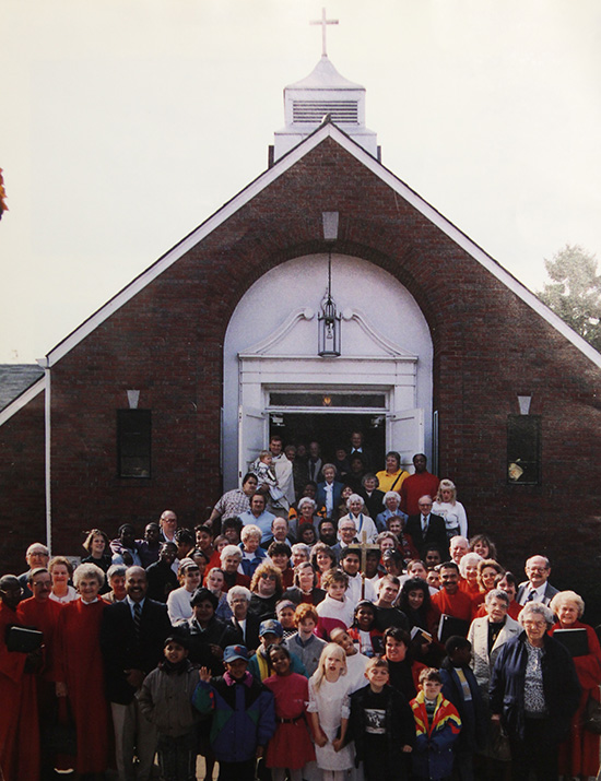 70th Anniversary Congregation Photo 1993.